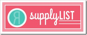 SupplyList