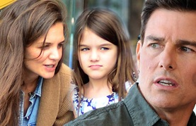 katie Holmes Divorce With Tom Cruise In New York