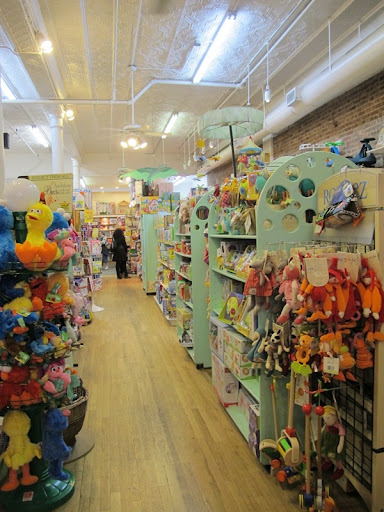 This store is a kid's paradise (even a kid at heart).