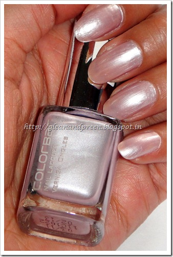 Colorbar nail Lacquer Exclusive 30 Shade