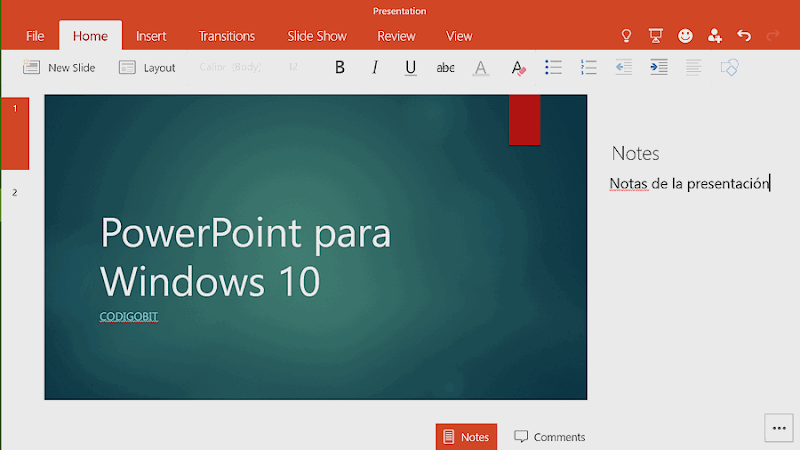 PowerPoint-Preview-Windows-10