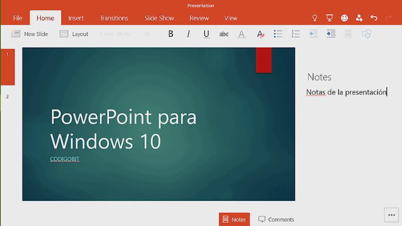 Как сделать презентацию powerpoint 2016