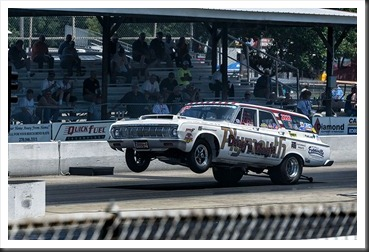 Plymouth Drag'n Wag'n