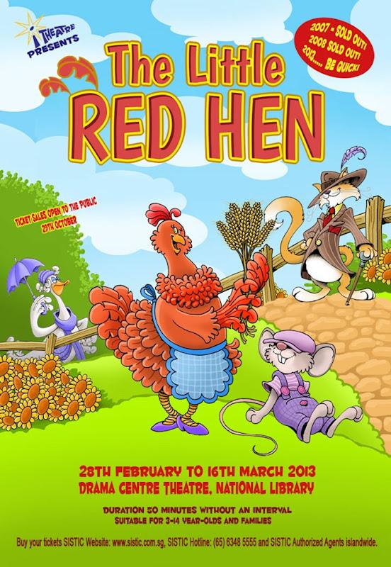 Little Red Hen 2