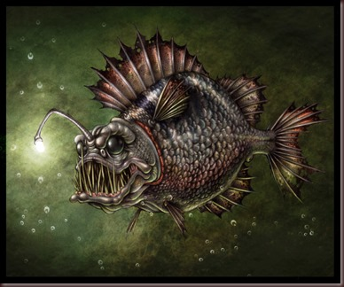 Amazing Animals Pictures Angler Fish (8)