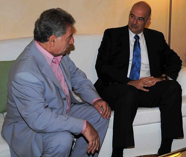 Με του Υπουργούς Ν. Δένδια και Αντ. Ρουπακιώτη συναντήθηκε ο Περιφερειάρχης Ιονίων Νήσων
