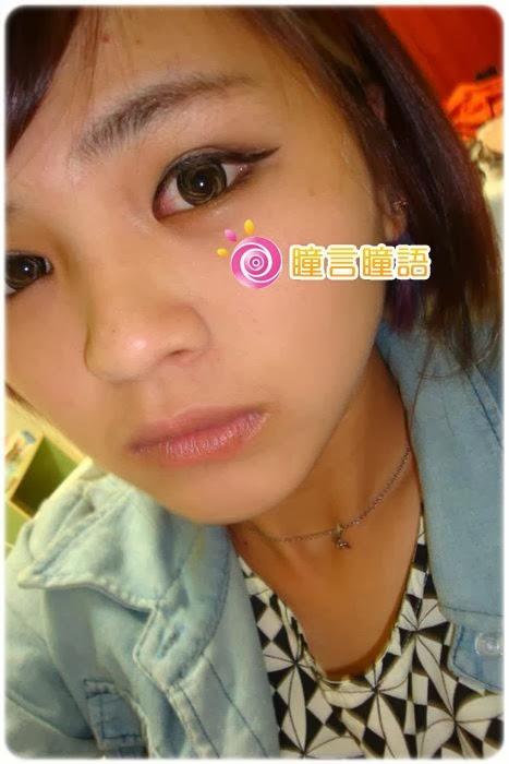 日本EOS隱形眼鏡-Barbie Doll芭比娃娃咖17