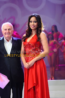 Lian Ricafort 1st Runner-up Miss Bikini Philippines 2012