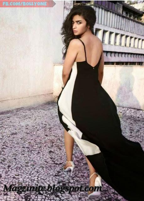Alia On Vogue Cover