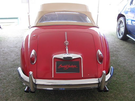 1959 Jaguar XK 150 S Roadster
