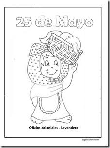 25 de mayo lavandera 1
