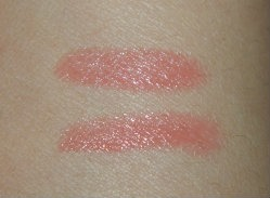 MUA Power Pout Rendezvous swatch