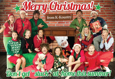 KK Christmas Card