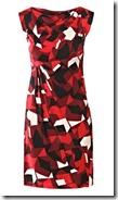 DvF Red Dress