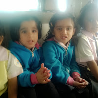 Pre-Primary on 26th February 2014 GDA Harni