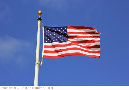 'American Flag' photo (c) 2012, Cristian Ramírez - license: https://creativecommons.org/licenses/by/2.0/