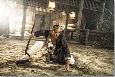 Eddie Peng in Rise of the Legend - 彭于晏 黃飛鴻之英雄有夢 01