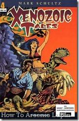 P00004 - Xenozoic Tales #4