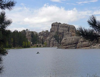 Sylvan Lake, Black Hills