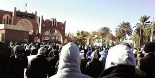 La contestation persiste à In Salah