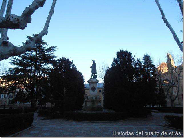 Plaza de Colón Salamanca