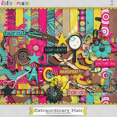 Extraordinary Hair