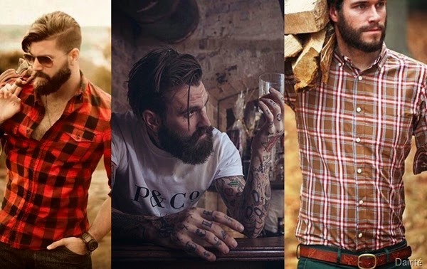 lumbersexual how to what is man trend hot boys by dainte