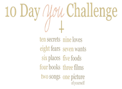 10 day you challenge