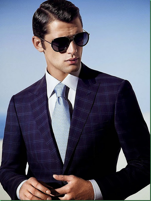 Additional Images of Sean O'Pry for Sarar SS 2015