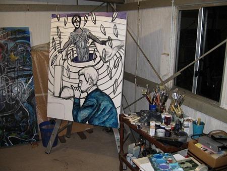 Studio jan 20112