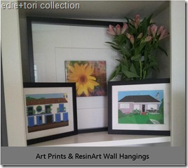 Art Prints and ResinArt