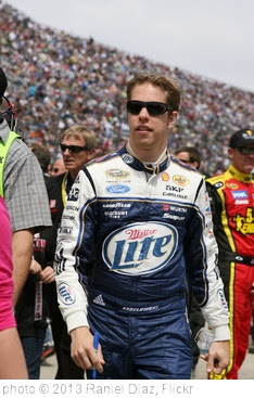 'Brad Keselowski' photo (c) 2013, Raniel Diaz - license: http://creativecommons.org/licenses/by/2.0/