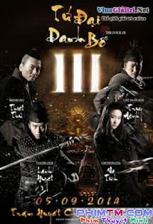 Tứ Đại Danh Bổ 3 - Tu Dai Danh Bo 3
