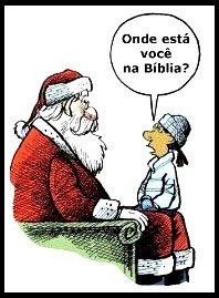 Questionando Papai Noel