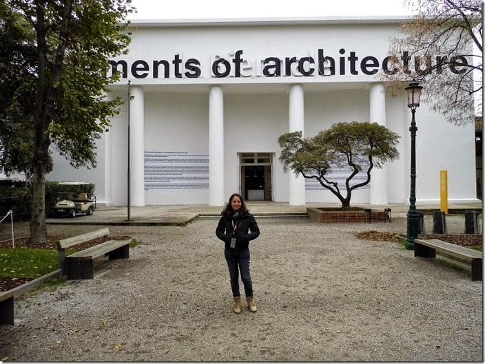 Elements of architecture - Venice 2014