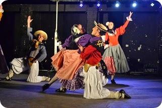 El Ballet de La Costa dio la nota alta en San Clemente