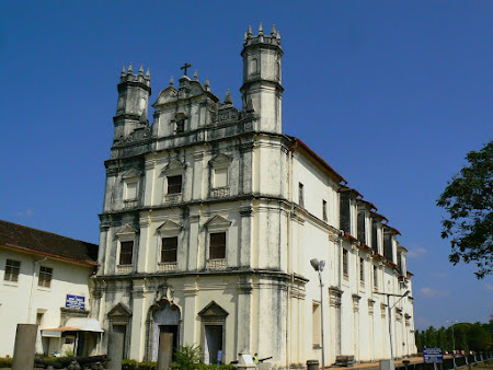 Goa: The cathedral