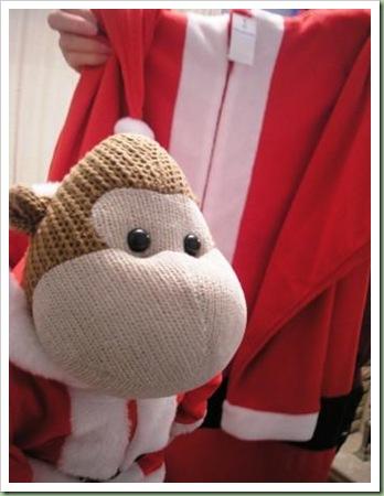 Primark mens All in One Santa Suit