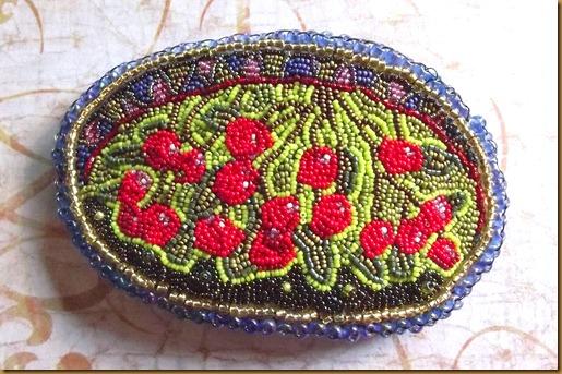 berries barrette