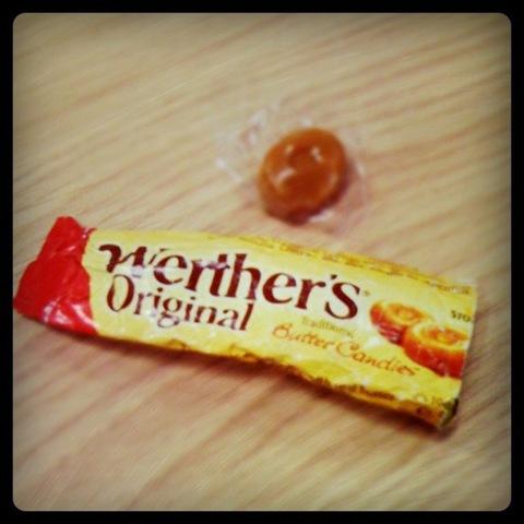 #26 - Addicted to Werthers Originals