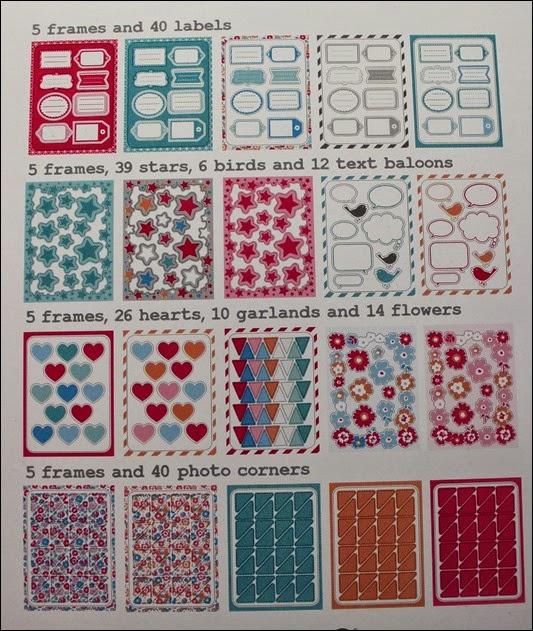 Filofaxing Hema Einkauf Sticker