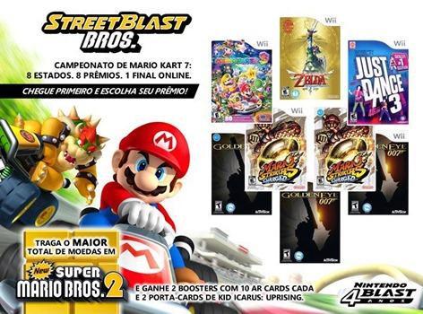 CE - Street Blast Bros. CE