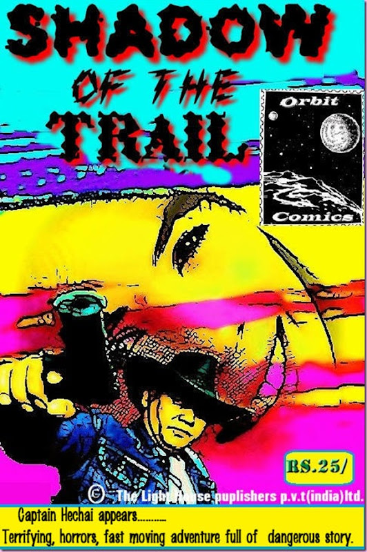 Orbit Comics Eng 3 The Shadow of the Trail