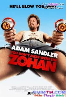 Đặc Vụ Cắt Tóc 2008 - You Dont Mess with the Zohan