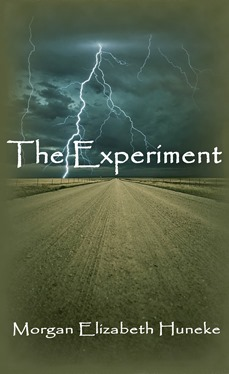 The Experiment Cover 3 Front