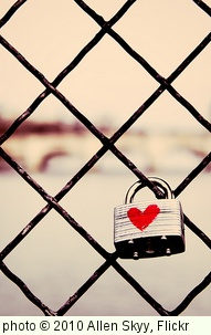 'Parisian Love Lock' photo (c) 2010, Allen Skyy - license: http://creativecommons.org/licenses/by-nd/2.0/