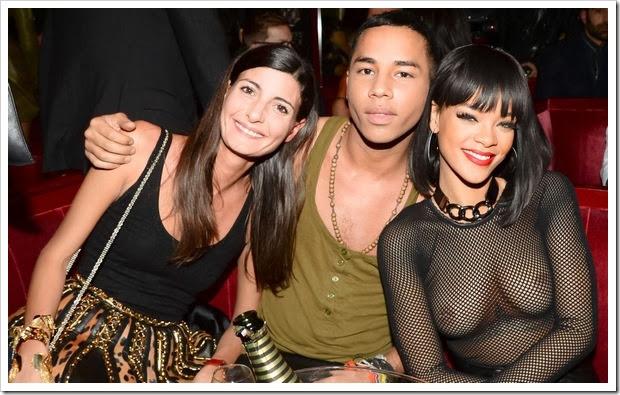 Rihanna Polemica Paris 05