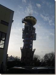 Rohr, Asam Kirche, Abensberg Hundertwasser Turm 009