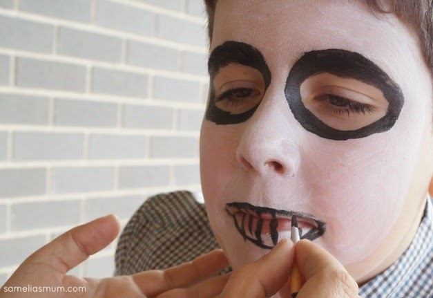 Monster High Party - Face Painting