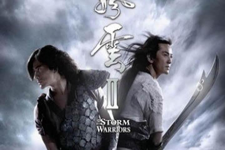 Phong Vân Nhập Ma Tử Chiến Vietsub - The Storm Riders - Warriors Ii Vietsub (2009)